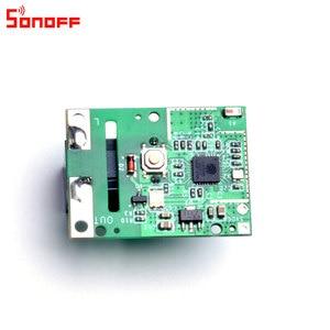 Image 2 - 3/5/10PCS Sonoff RE5V1C 5V DC מגע יבש התקדם/Selflock מודול מתג לעבוד באמצעות eWelink APP תמיכה Alexa Google בית IFTTT
