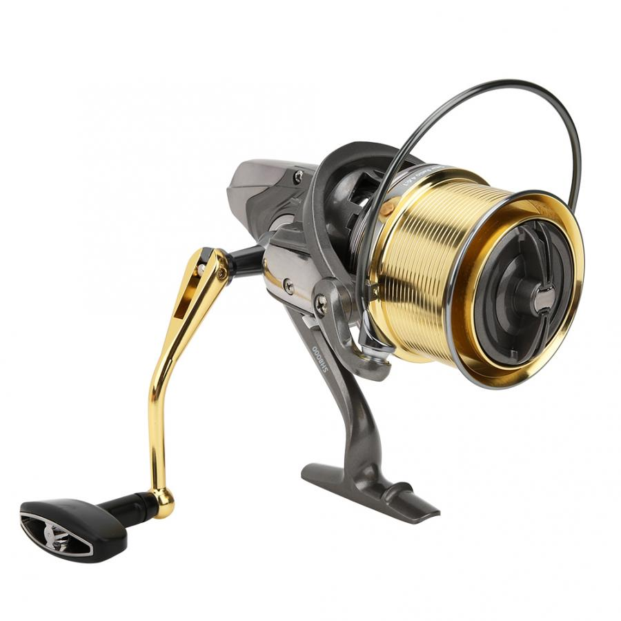 Lightweight Fishing Reel Long Casting Spinning Reel Full Water Dual-Use 20KG Braking Force Fishing Reel Fishing Tackle