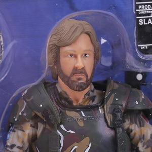 Image 5 - NECA ALIENS Kolonel Cameron 7 Action Figure Collection Model Toy Figurals