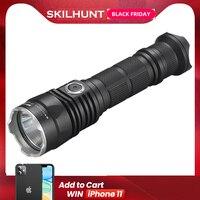2017 neue SKILHUNT S2 PRO CREE XP L HD oder HALLO LED USB aufladbare taktische 1250 Lumen/1100 Lumen taschenlampe-in LED-Taschenlampen aus Licht & Beleuchtung bei