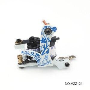 Тату-машина с катушкой для шейдеров и лайнеров, со скидкой, 2 шт., для резки проволоки, 10, цветные железные тату-принадлежности