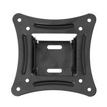 Universal TV Wall Mount Bracket Fixed Flat Panel TV Stand Holder 10 Degrees Tilt Angle for 14-27 Inch LCD LED Monitor