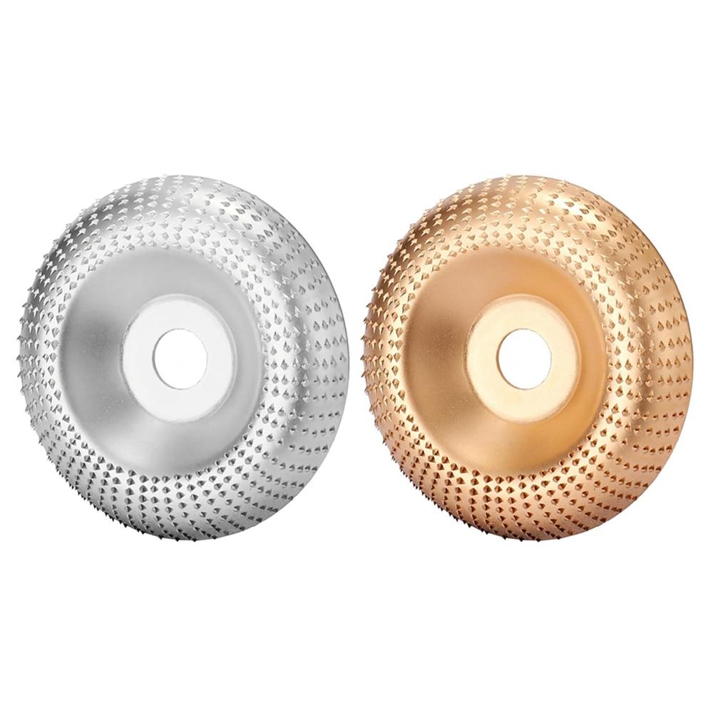 100mm Wood Angle Grinding Wheel Sanding Carving Abrasive Disc