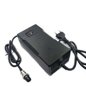"Image 5 - היאנגצה 42V 5A סוללה מטען עבור 36V 10S ליתיום סוללה עבור M365 חשמלי אופניים כוח חשמלי כלי עם CE FCC הרא""ש"