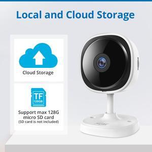 Image 2 - SANNCE 180 degree Wi fi IP Camera HD 1080P Wireless Home Security Camara IR Night Vision Baby Monitor Wifi Mini Network Camara
