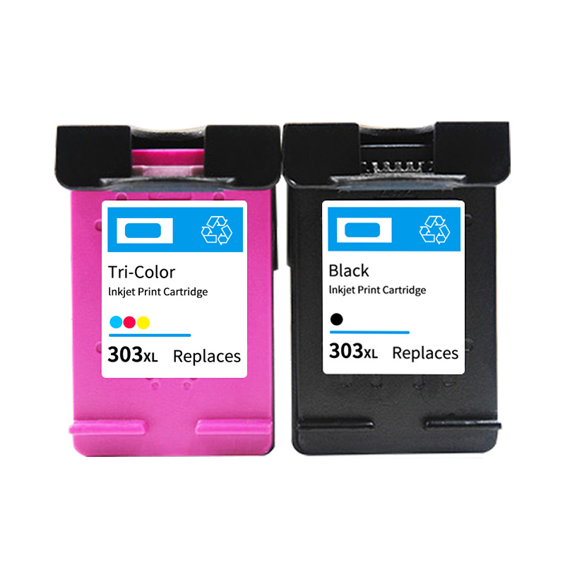 vilaxh 303 Compatible Ink Cartridge Replacement For HP 303xl xl Envy Photo 7130 7134 7830 6220 6230 6232 6234 Printer