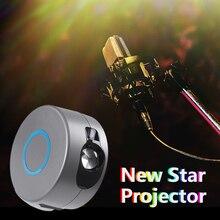 Светодиод ночь звезда лазер шоу Sterrenhemel проектор 360 вращающийся звездное небо галактика проектор 15 режим освещение спальня украшение
