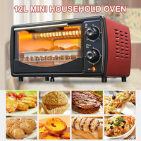 Pizza Machine Mini Oven Smart Baking Bread Machine Exquisite and Beautiful Graceful 60 240 Degrees Temperature Control