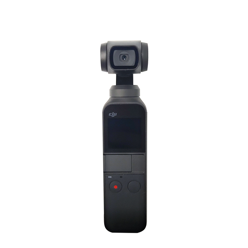 Image 2 - DJI Osmo Pocket 3 axis Stabilized Handheld Camera with Smartphone 4K 60fps Video option Expansion Kit/Micro SD Card In StockHandheld Gimbals   -