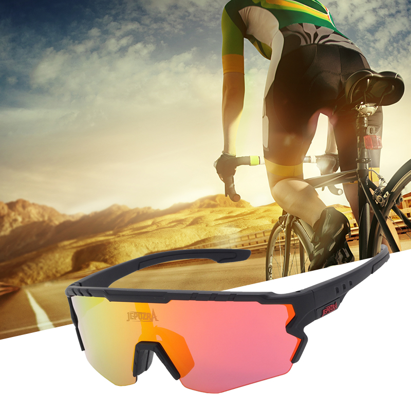 Cycling Glasses Mountain Bicycle Road Bike Sunglasses Mens Cycling EyewearOutdoor Sports Polarized Sunglasses Outdoor Sports