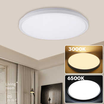 Modern Led Ceiling lights for Living Room Ceiling Lamps Surface Mounted Ceiling Lighting 220V Home Lighting for Bathroom Bedroom - DISCOUNT ITEM  43% OFF All Category