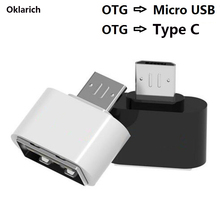TypeC To USB Converter For Tablet PC Android Usb 2.0 Mini OTG Cable Adapter Micro Female Type C Hub