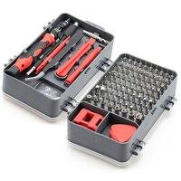 25/110/115 In 1 electric mini screwdriver set insulated screwdriver Precision Screwdriver for Iphone Huawei xiaomi Tablet Ipad|Screwdriver| |  -