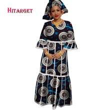Платье женское длинное большого размера 6xl wy3116