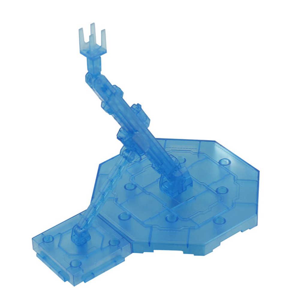 DIY montaż działania Model figurki wspornik podstawka dla Gundam RG MG Model zabawki inteligencja szkolenia