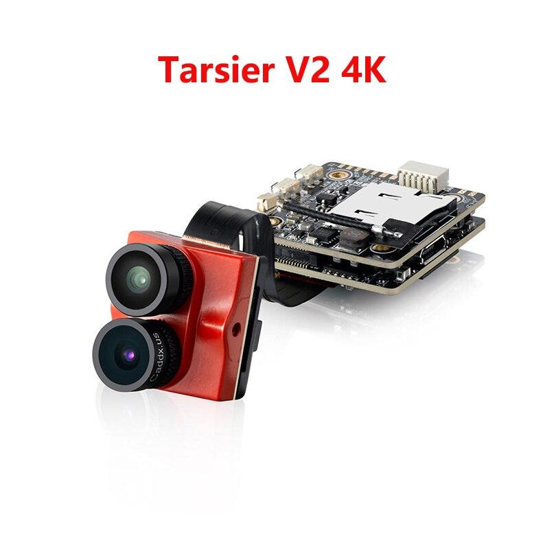 Caddx Tarsier V2 4K 30fps 1200TVL WiFi Mini FPV Kamera mit ND Filter 128G Speicher Karte für RC racing Drone Quadcopter - 4