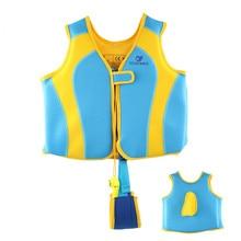 Детский спасательный жилет для плавания высокая прочность детский спасательный жилет плавучести детский надувной спасательный жилет для водные виды спорта, серфинг поплавок детсткой безопасности жилет