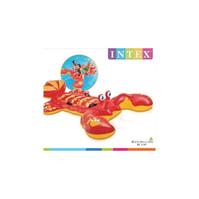 Figure Inflatable Lobster 213X137 Toy Store Articles Created Handbook