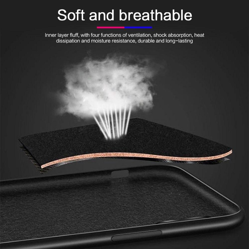 KISSCASE Moda etui na telefony dla iPhone 8 7 7 Plus Case Luksusowa - Części i akcesoria do telefonów komórkowych i smartfonów - Zdjęcie 5