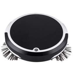 4 in 1 Rechargeable Strong Suction Intelligent Cleaning Robot Vacuum Cleaner, Us Plug