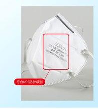 IN STOCK 10PCS Anti Virus N95 Mask PM2.5  Masks Mouth Caps Mask virus masque anti Coronavirus Virus