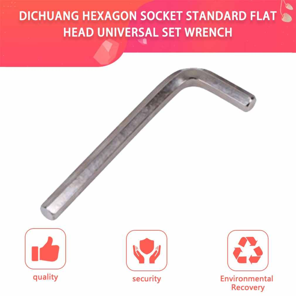 1.5mm ~ 30mm T tipi altıgen anahtar altıgen soket standart düz kafa evrensel Set anahtarı t-tipi el aletleri DropShipping