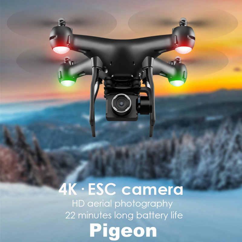 S32T Квадрокоптер фиксированная высота жеста фото ESC 4K Разрешение фото 1080P видео переменный параметр 22 минуты Срок службы батареи + 1 летательный аппарат запасная камера высокой четкости аэрофотосъемка