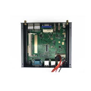 chatreey X1 mini pc intel core i5 i7 fanless industrial desktop computer metal case windows 7/10 linux thin client htpc