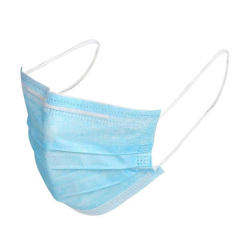 KN95 Disposable Masks Anti Virus Bacteria Resist Dust Germs Allergies Mask 10 Pcs Construction Epidemic Prevention Breathable