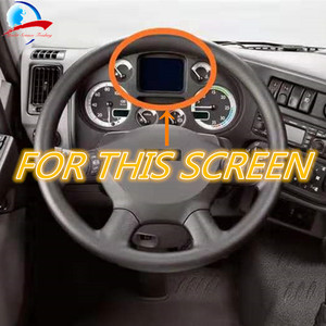Image 2 - Instrument Cluster / Dashboard LCD Display With FPC for DAF  LF (2001 ) / XF 105 (2002 ) / XF 95 (2003 ),DAF XF 2002