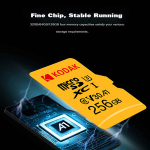 Image 5 - Kodak Hoge Snelheid Micro Sd 64 Gb Class 10 U3 4K Carte Micro Sd 128 Gb Flash Geheugenkaart 256 Gb Mecard micro Sd Kart 32 Gb