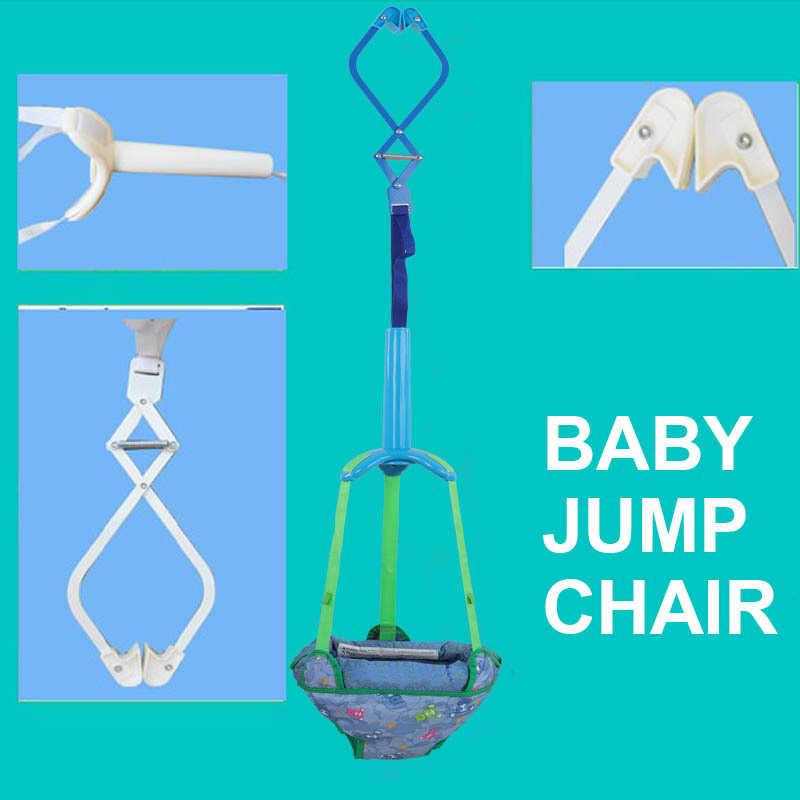 아기 출입구 점퍼 유아 안전 유아 장난감 학습 조절 운동 스윙 교수형 좌석 워커 실내 활동