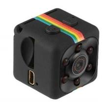 Мини камера sq11 hd с ночным видением регулируемый кронштейн