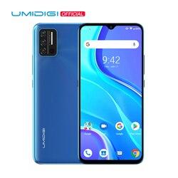 UMIDIGI A7S глобальная версия 6,53 дюйм20:9 доя больших полных Экран 32 Гб тройной Камера мобильного телефона инфракрасный Температура Сенсор Тип C