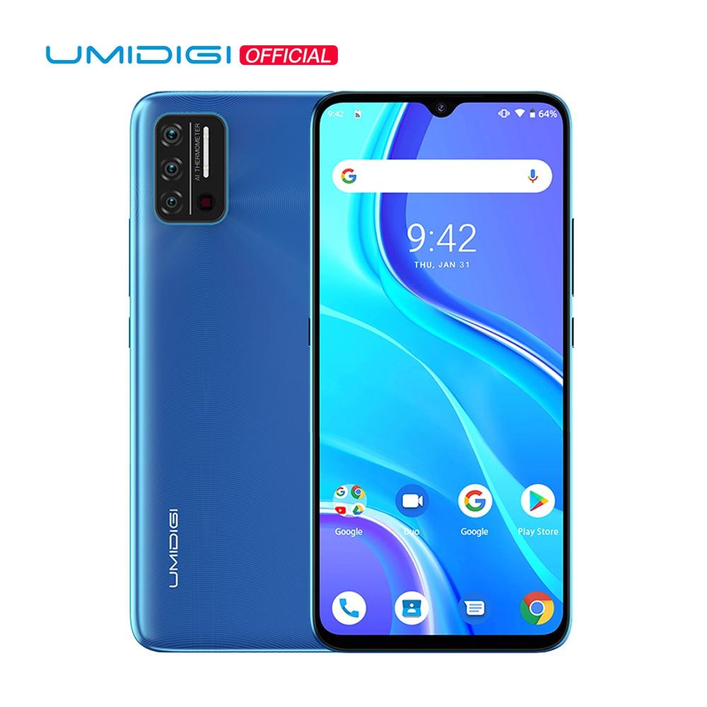 UMIDIGI A7S глобальная версия 6,53