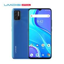 Umidigi-teléfono inteligente A7S, versión Global, pantalla grande 20:9 de 6,53 pulgadas, 32GB, Triple Cámara, Sensor de temperatura infrarrojo tipo C
