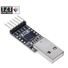CP2102 6Pin Modulo USB 2.0 a TTL UART Convertitore Seriale STC Sostituire FT232