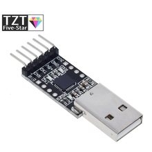 CP2102 USB 2.0 to TTL UART Module 6Pin Serial Converter STC Replace FT232