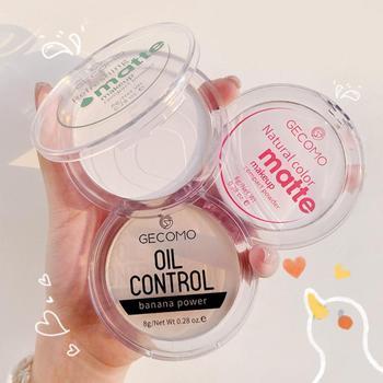 Maquillaje en polvo cara suelto Natural, cosmética, larga duración, Control de aceite, resistente al agua, iluminador en polvo, Maquillaje TXTB1, 1 ud.