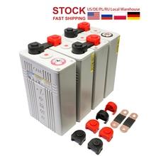 CALB grade A 4Pcs 3,2 v 100ah Lifepo4 batterie 12v 24V Lithium-eisen phosphat cellUS EU Lokalen lager 5-7 TAGE Schnelle lieferung