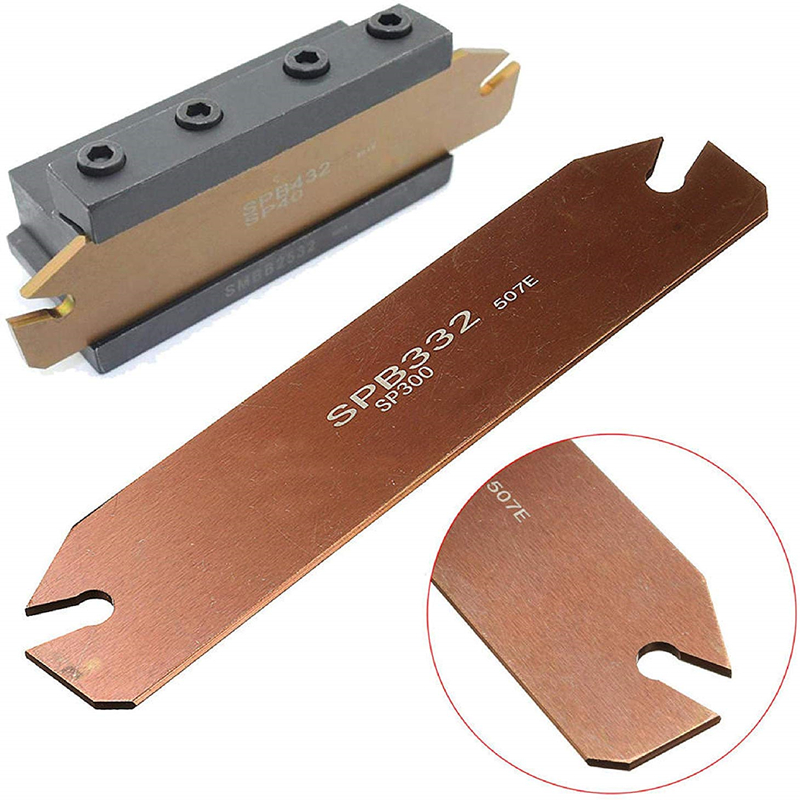 SPB26-2 SPB26-3 SPB26-4 SPB32-2 SPB32-3 SPB32-4Grooving Blade For SP200 SP300 SP400 PC9030/NC3020/3030 Grooving Inserts