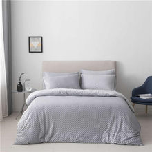Comfortable Duvet Cover Without Pillowcase And Sheet For Adults And Children Solid Color Bedding Set For Washable