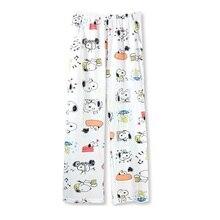 Women Home wear cartoon dog Lounge pants Sleep Bottoms girls