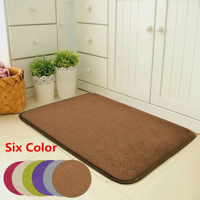 Magic Non Slip Door Mat Dirts Trapper Indoor Super Absorbent Doormat XB 66