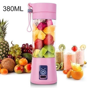 Blender-Machine Fruit-Juicer Smoothie Electric Mini-Usb Travel Portable 6 Water-Cup Squeeze
