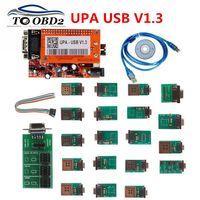 2020 uusp upa usb 1.3 eeprom adaptador programador ferramenta de diagnóstico UPA-USB ecu chip tuning ferramenta upa usb v1.3 com adaptador completo