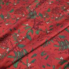 Высококачественная шелковая одежда ткань чистый шелк атлас благовония