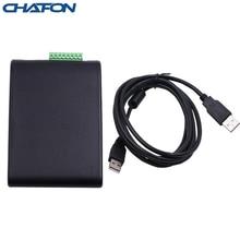 Chafon 1メートルuhf卓上カードリーダーエミュレートキーボードバージョン番号ドライバアクセス制御のための