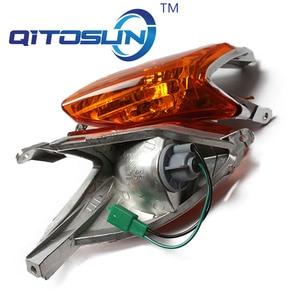 Image 3 - Acessórios da motocicleta para 5ty cygnus125 2002 2005 motocicleta scooter frente turn signal assembléia lâmpada de sinal