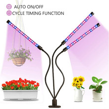 30W LED Grow Light USB Phyto Lamp Full Spectrum With Control For Plants Seedlings Flower Indoor Grow lamp